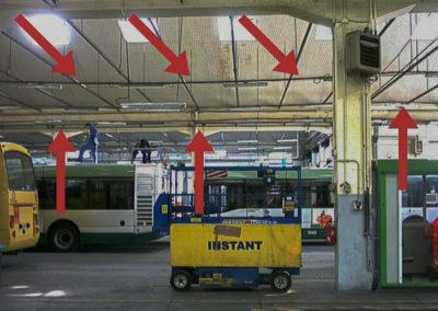 installazione reti anti piccioni Geibi Trieste
