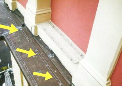 linee elettrificate anti piccioni per grondaie Trieste