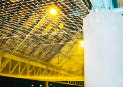 reti antintrusione piccioni Trieste
