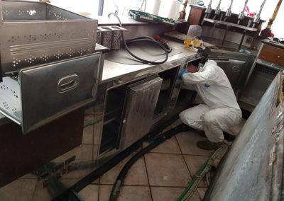sanificazione professionale Trieste