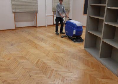 pulizie e sanificazioni Geibi Trieste