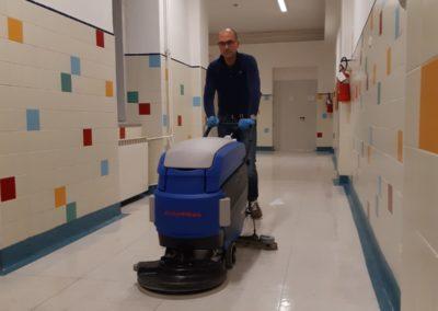 pulizie professionali Trieste Geibi