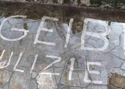 pulizia pavimenti in pietra Geibi Trieste