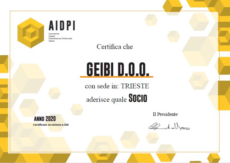 aidpi Geibi Trieste